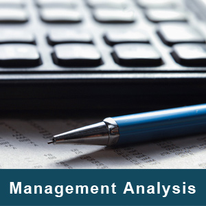 property management analysis