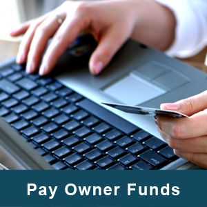 pay owner funds